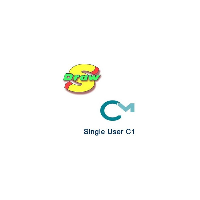 S.Draw-SUC Single User – C1