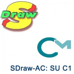 SDraw-AC - Single User C1, Academic