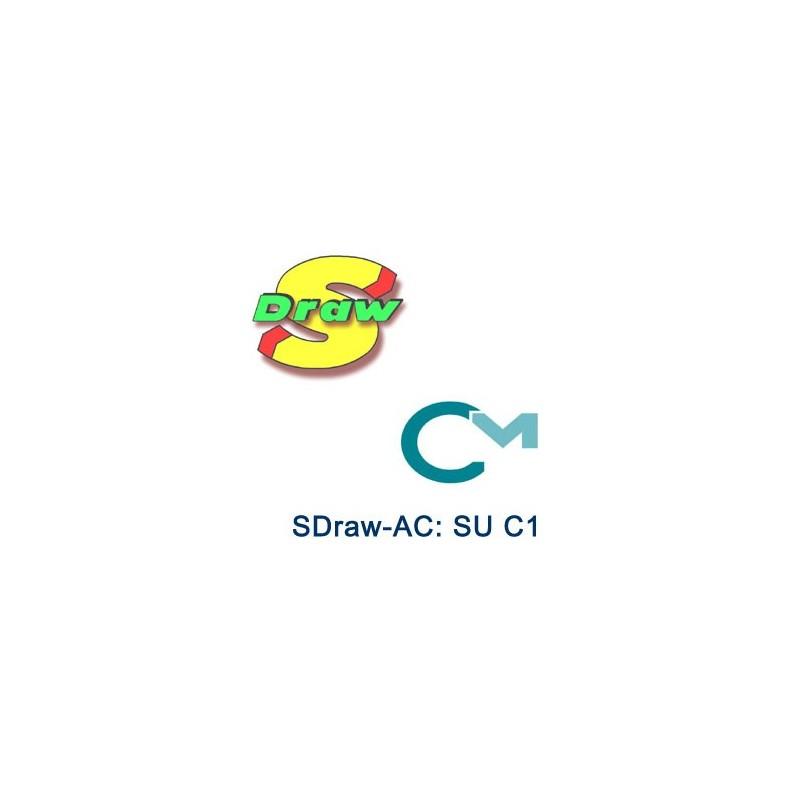 SDraw-AC - Single User C1, Academic