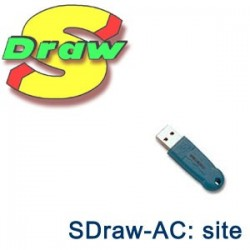 SDraw-AC - Site/100 User, Academic