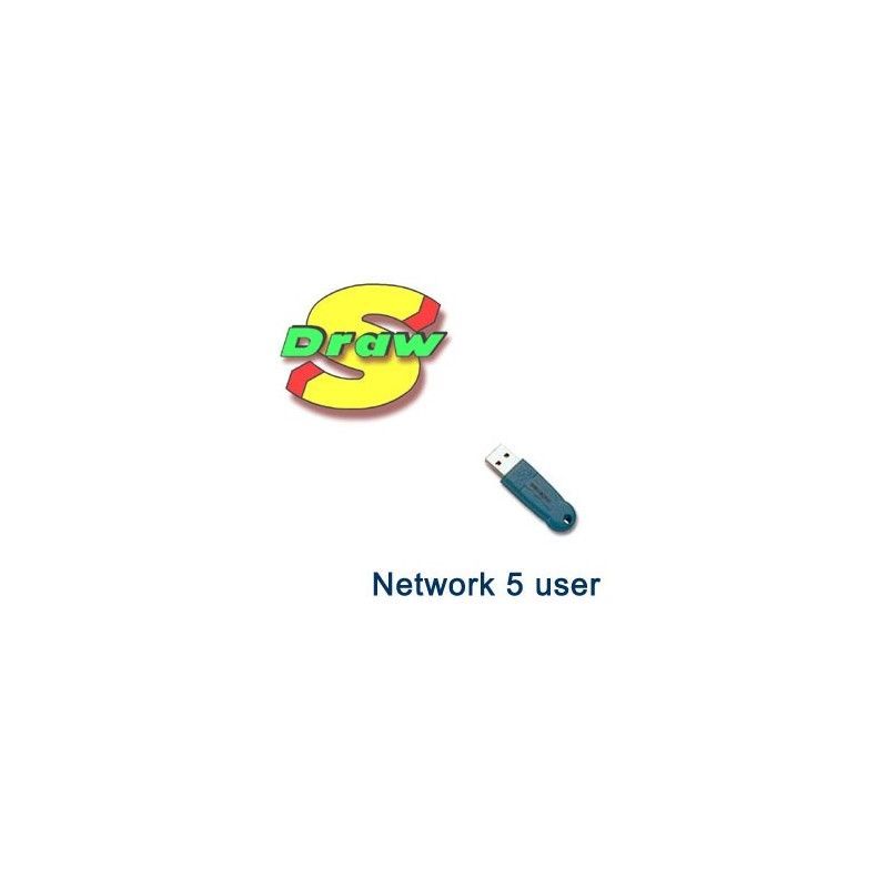 S.Draw-N5 Network, 5 User